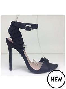 lost-ink-pleated-detail-heeled-sandal