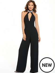 myleene-klass-embellished-neckline-jumpsuit
