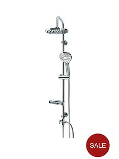 aqualona-nabula-spa-shower-column-chrome