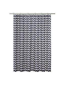 aqualona-chevron-shower-curtain