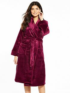 v-by-very-supersoft-robe-wine