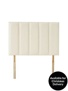 bower-faux-leather-double-headboard