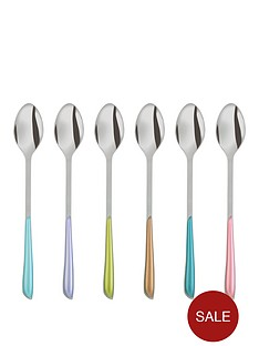 amefa-metallic-eclat-6-piece-ice-cream-spoon-set
