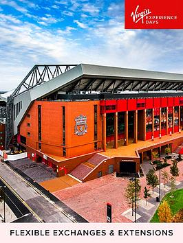 Virgin Experience Days Liverpool Stadium Legends Q&AmpA And The Steven Gerrard Collection For Two