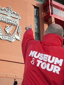 Virgin Experience Days The Ultimate Liverpool Fc Anfield Experience With Football Masterclass