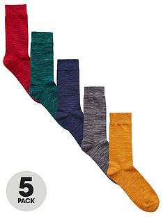 v-by-very-5-pk-slub-socks