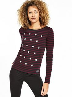 superdry-tansy-stripe-long-sleeve-top-blacknbspstripe