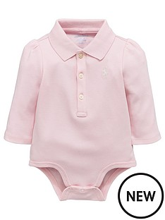 ralph-lauren-ralph-lauren-baby-girls-polo-bodysuit