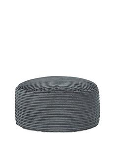 kaikoo-cord-large-round-slab-beanbag