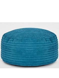 kaikoo-cord-round-slab-beanbag
