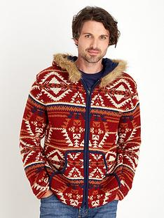 joe-browns-aztec-fur-hoody