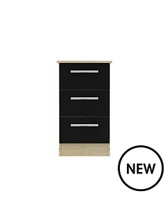 swift-montreal-ready-assembled-3-drawer-bedside-chest