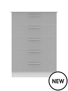 swift-montreal-ready-assembled-tall-5-drawer-chest