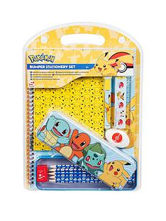 pokemon-pokeamon-bumper-stationery-set