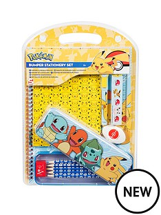 pokemon-pokeamon-bumper-stationery-set