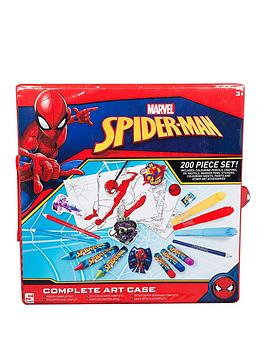 spiderman-evergreen-complete-art-case