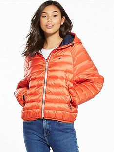 tommy-jeans-short-padded-jacket-spicy-orange