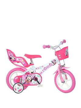 Minnie Mouse Minnie Mouse 12Inch Bicycle Picture