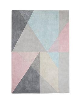 Very Triangle Geo Rug Picture