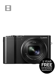 panasonic-lumix-dmc-tz100-digital-camera-wi-fi-3-inch-lcd-touch-screen-black-with-optional-accessory-kit