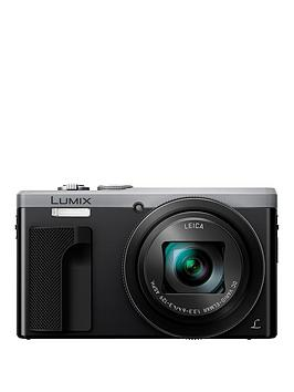 Panasonic Panasonic Dmc-Tz80Eb-S Lumix Super Zoom Camera - Silver Picture
