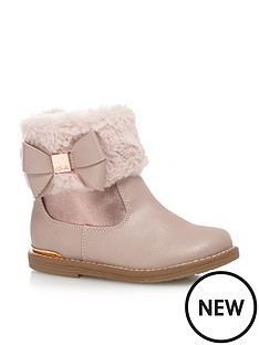 baker-by-ted-baker-toddler-girls-faux-fur-cuff-ankle-boot