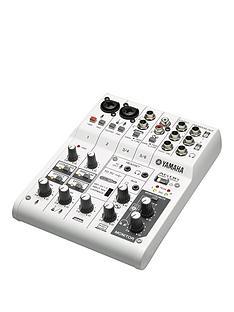 yamaha-ag06-hybrid-mixing-console
