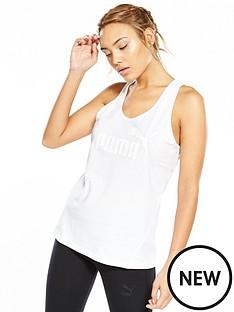 puma-essentialnbspsporty-no1-tank-whitenbsp