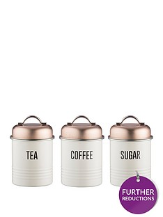 typhoon-tea-coffee-and-sugar-canisters--nbspcopper