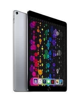 Buy Brand New Apple Ipad Pro (2017), 64Gb, Wi-Fi, 10.5In - Space Grey - Ipad Pro With Smart Keyboard