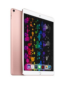 Buy Brand New Apple Ipad Pro (2017), 64Gb, Wi-Fi, 10.5In - Rose Gold - Ipad Pro With Smart Keyboard