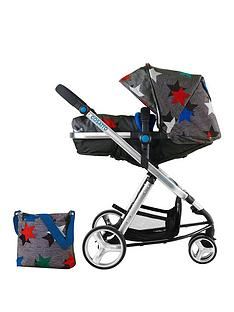 cosatto-woop-2-in-1-pushchair-grey-megastar