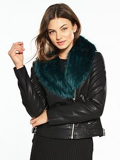 v-by-very-leather-look-jacket-with-teal-faux-fur