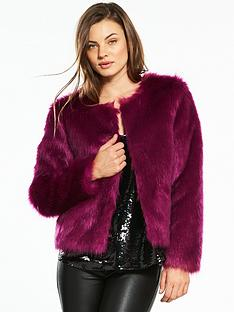 v-by-very-luxe-faux-fur-coat