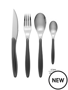 swan-oslo-24-piece-cutlery-set