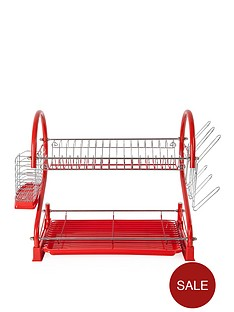 swan-2-tier-s-shape-dish-rack