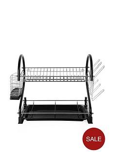 swan-2-tier-s-shape-dish-rack