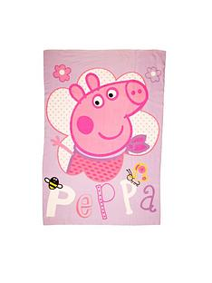 peppa-pig-pepper-pig-happy-rotary-fleece-blanket