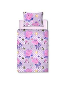 peppa-pig-pepper-pig-happy-duvet-amp-bedding-bundle-set