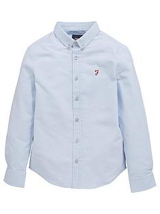 farah-brewer-long-sleeve-oxford-shirt