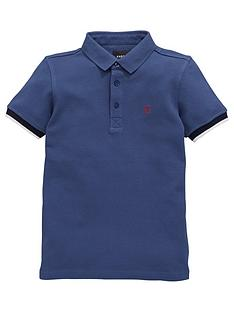 farah-honeycomb-polo-shirt