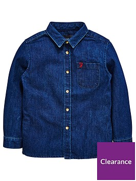 farah-holmbrook-denim-long-sleeve-shirt