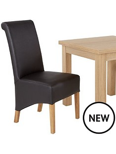 square-to-rectangle-80-160cm-extending-dining-table-2-sienna-dining-chairs