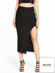 ri-petite-side-split-skirt