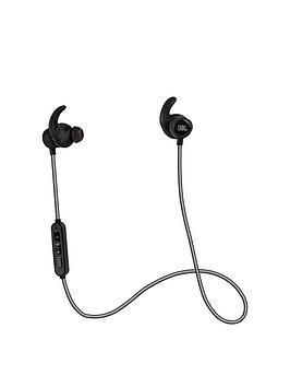 Jbl Reflect Mini Bt Sport Wireless Bluetooth InEar Headphones  Black