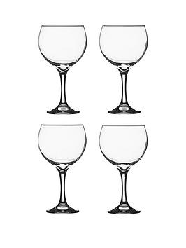 Ravenhead Set Of 4 Gin Balloon Glasses