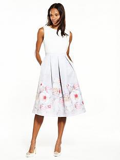 ted-baker-gilith-chelsea-bow-shoulder-dress