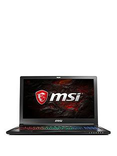 msi-gs63vr-7rfnbspstealth-pro-intelreg-coretrade-i7-16gb-ram-1tb-hdd-amp-256gb-ssd-gtx-1060-graphics-156-inch-vr-ready-pc-gaming-laptop--nbspblack