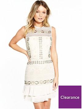 miss-selfridge-miss-selfridge-embellished-lace-frill-hem-dress