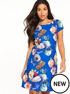 oasis-oasis-rose-short-sleeve-shift-dress